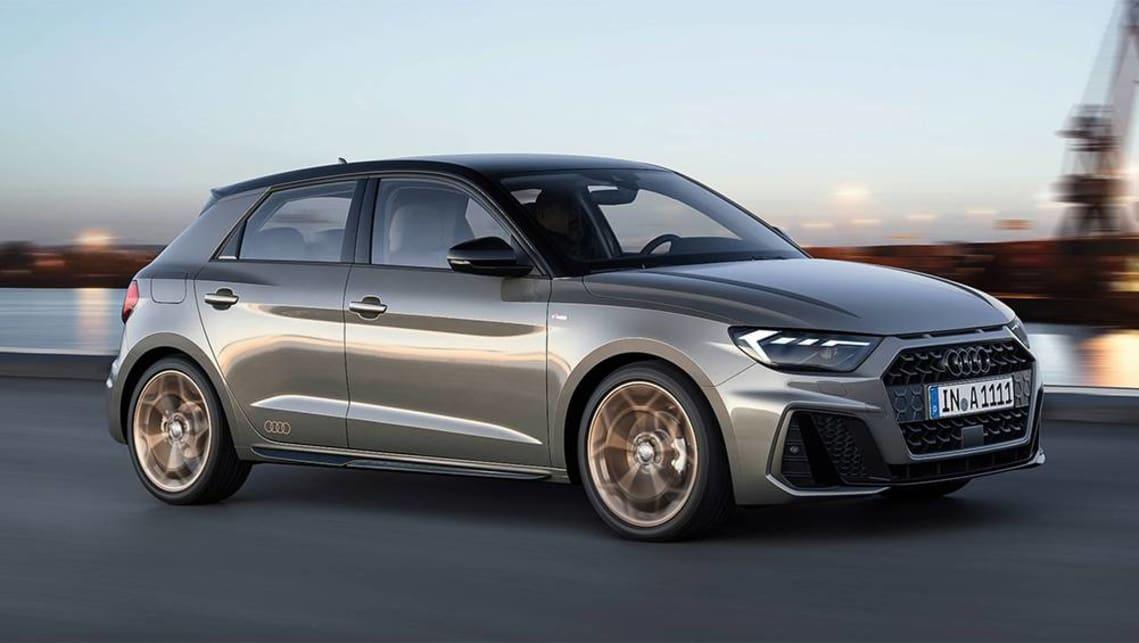 Audi A Sportback Revealed Car News CarsGuide - Audi a1 2018