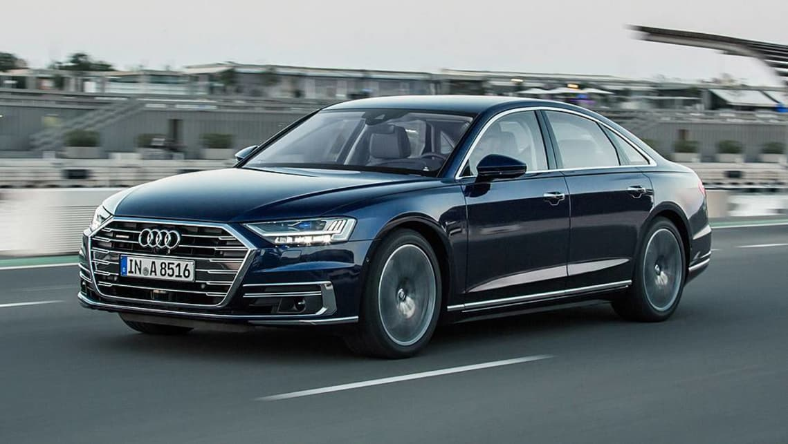 Audi A8 2018 Pricing And Spec Confirmed Car News Carsguide