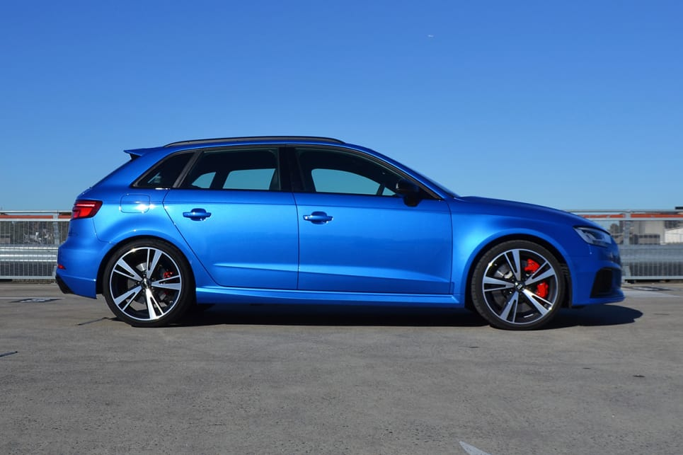Audi Rs3 2018 Review Sportback Carsguide
