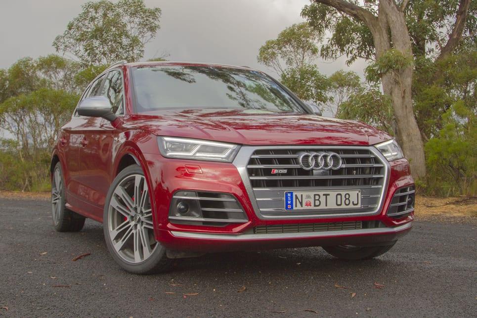 Audi SQ Review CarsGuide - Audi sq5 review
