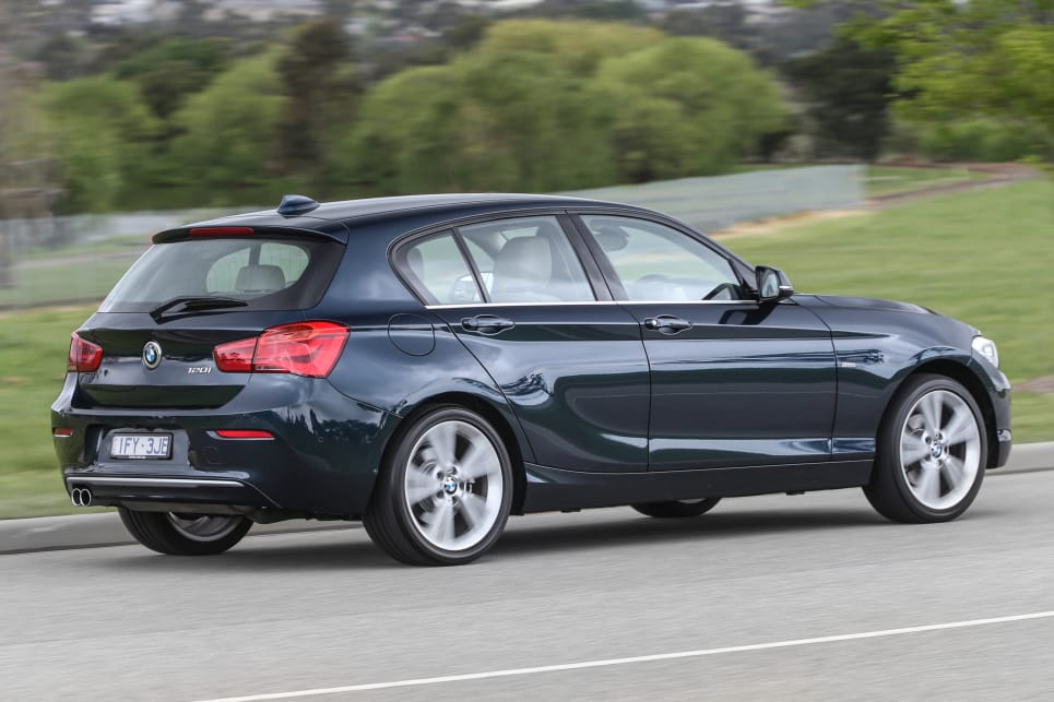 2018 BMW 1 Series. (120i variant pictured)