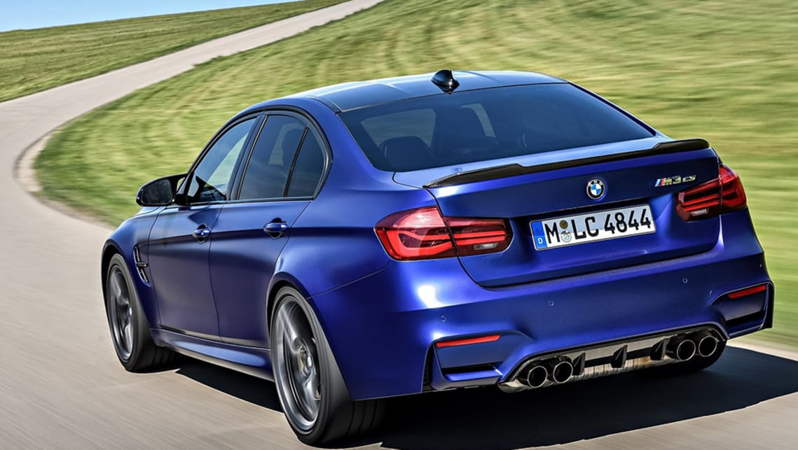 Bmw M3 2018 Review Cs Carsguide