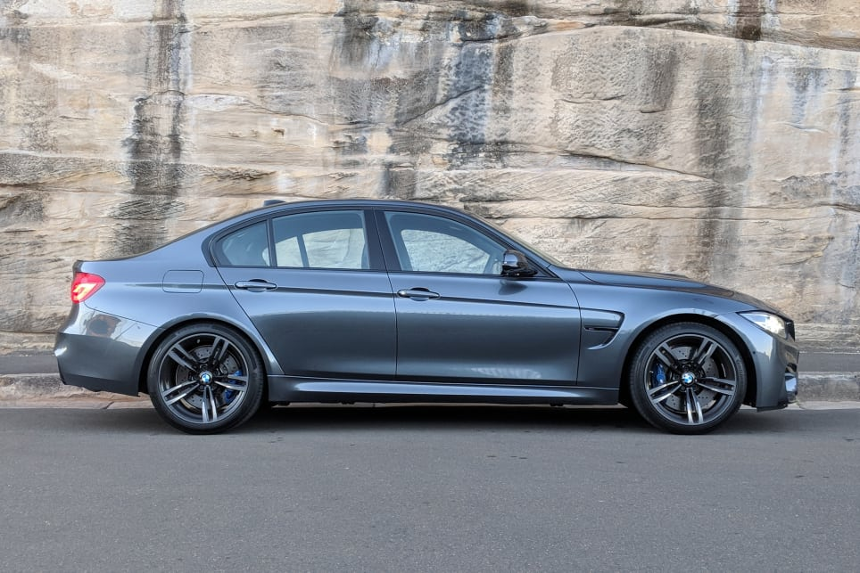 BMW M3 2018 review: Pure | CarsGuide