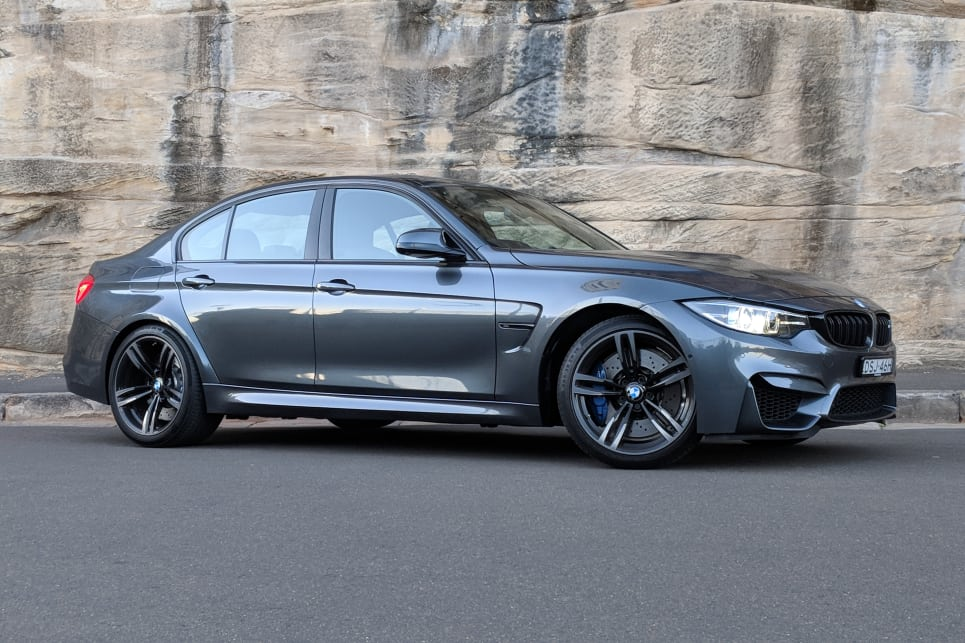 BMW M3 2018 Review: Pure