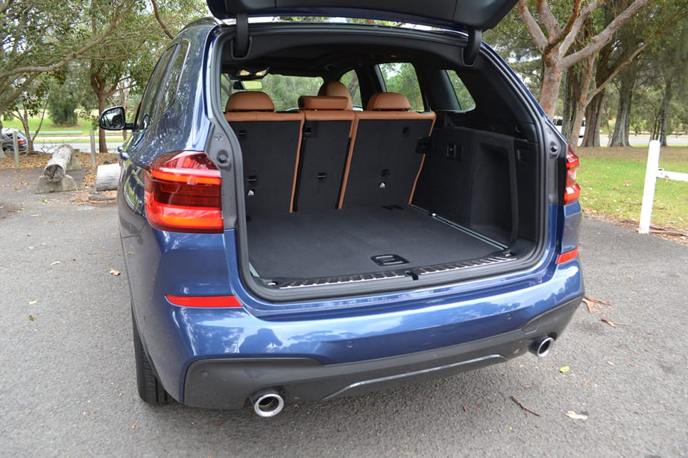 bmw x3 xdrive20d 2018 review carsguide. Black Bedroom Furniture Sets. Home Design Ideas