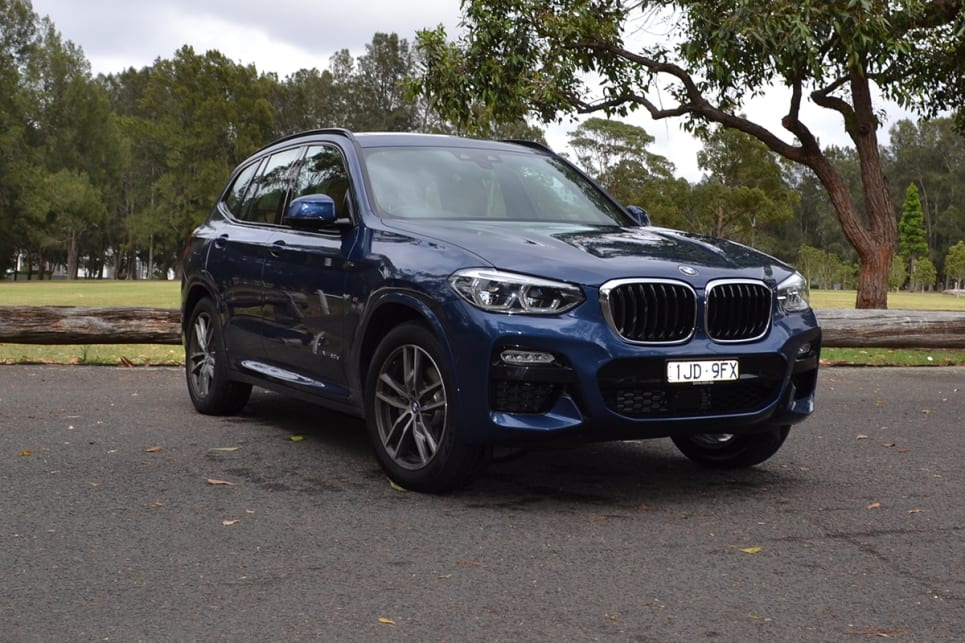 Bmw X3 Xdrive20d 2018 Review Carsguide