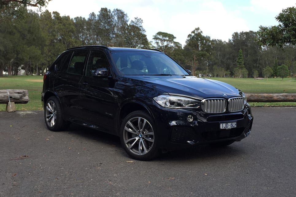 BMW X5 2018 review   CarsGuide