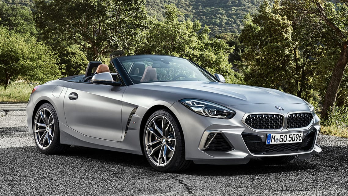 Bmw Z4 2019 Engines Confirmed Car News Carsguide