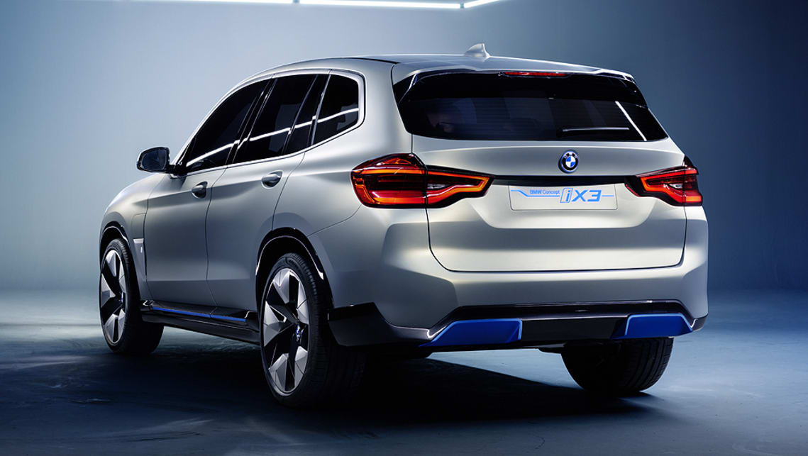 Bmw Concept Ix3 Revealed At Beijing Car News Carsguide