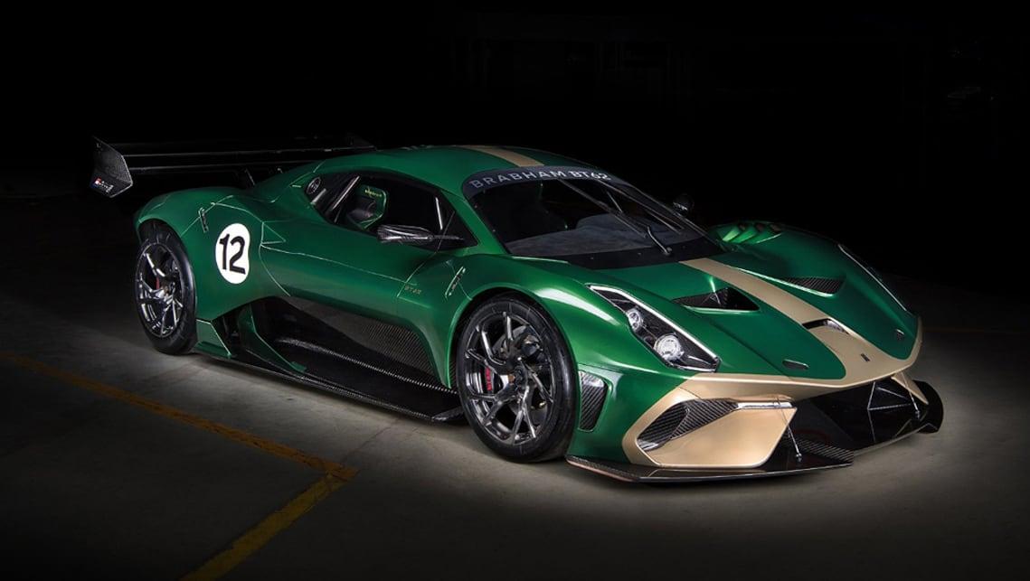 Aussie-built Brabham BT62 hypercar revealed - Car News ...