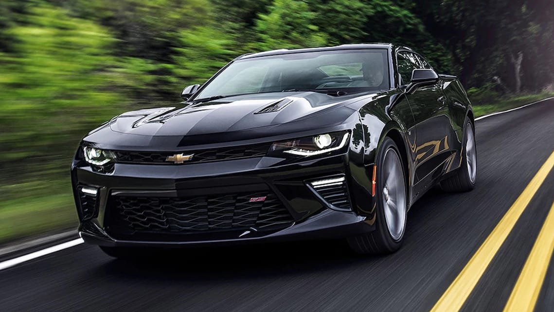 Chevrolet Camaro Factory Rhd A Possibility Car News