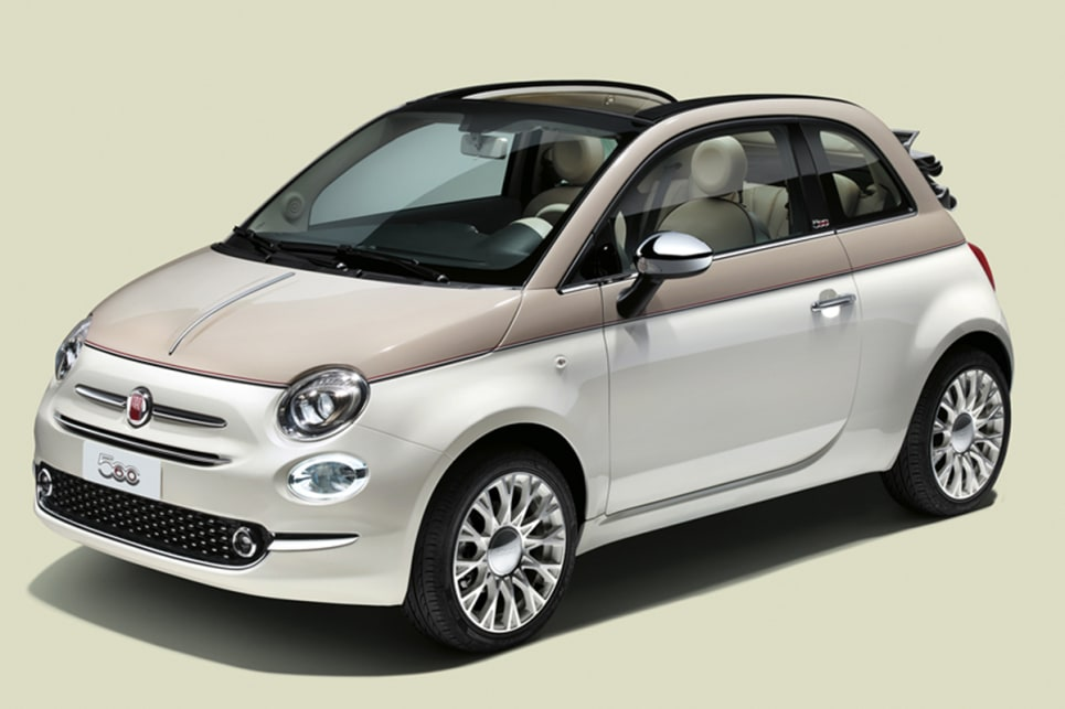 fiat 500c 60th anniversary 2018 pricing and spec confirmed car news carsguide. Black Bedroom Furniture Sets. Home Design Ideas