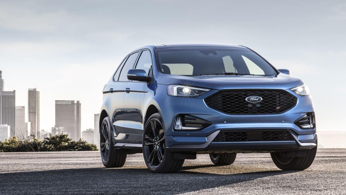 Ford Endura 2018 Revealed Ahead Of Q4 Launch Car News