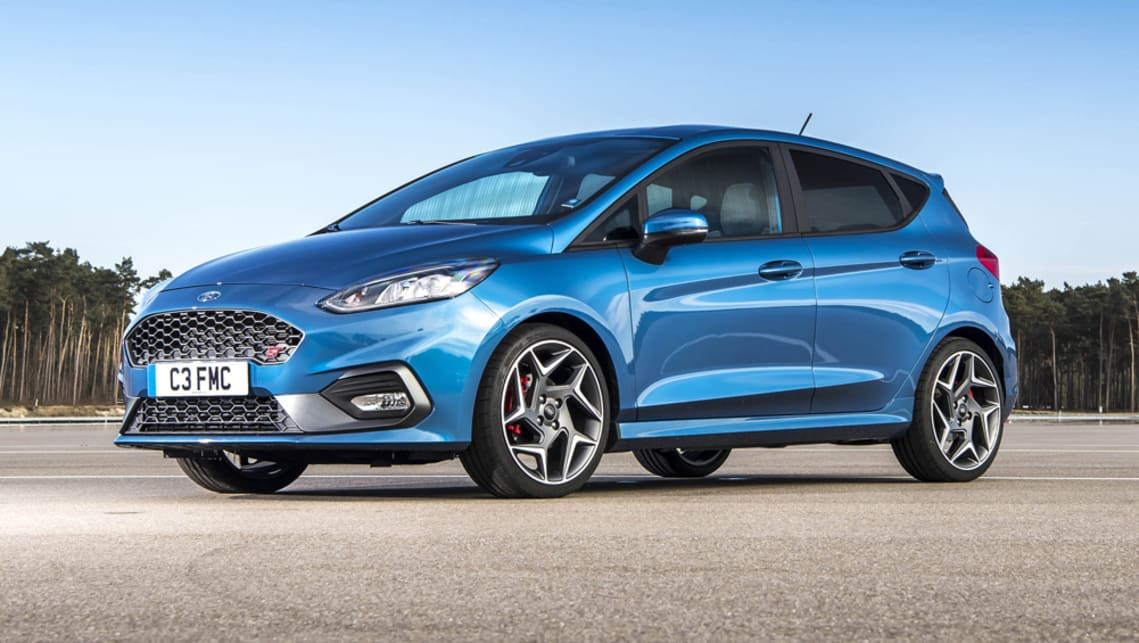 2018 Ford Fiesta St >> Ford Fiesta St 2018 Confirmed For Australia Car News Carsguide