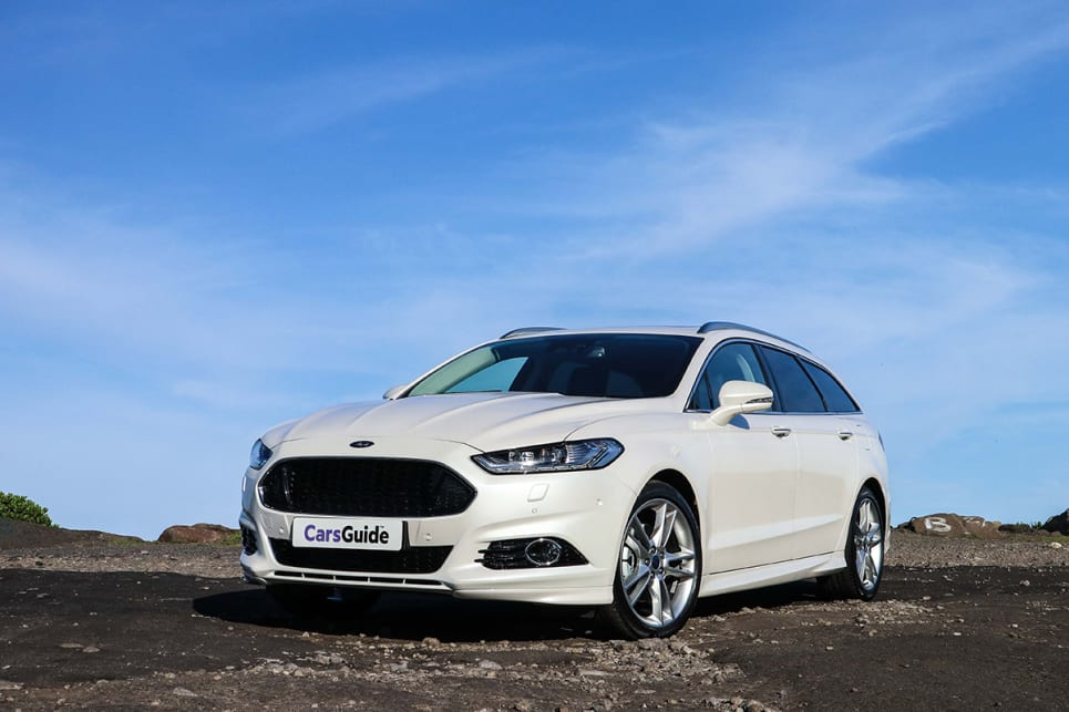 ford mondeo titanium wagon 2018 review carsguide. Black Bedroom Furniture Sets. Home Design Ideas