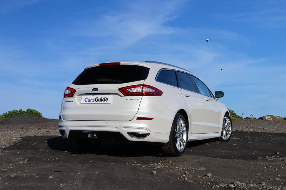 Mondeo wagon review