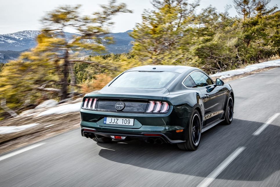 Ford Mustang Bullitt Confirmed For Australia Car News