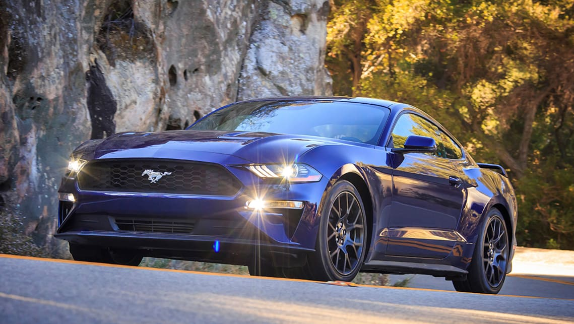 Ford Mustang  Pricing And Specs Confirmed