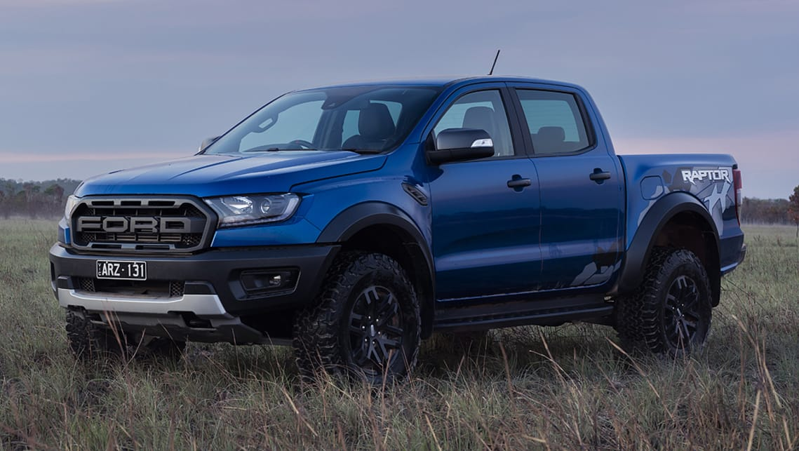 ford ranger raptor 2018 misses out on aeb car news carsguide. Black Bedroom Furniture Sets. Home Design Ideas