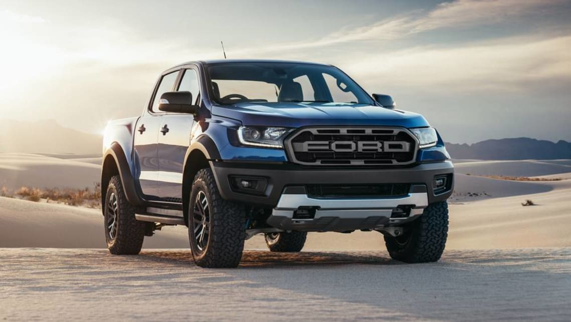 Ford Ranger Raptor 2018 Pricing And Spec Confirmed Car