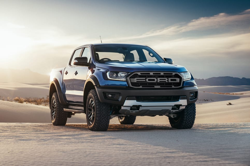 Ford Raptor Brings Off-Roading To The Performance Ute