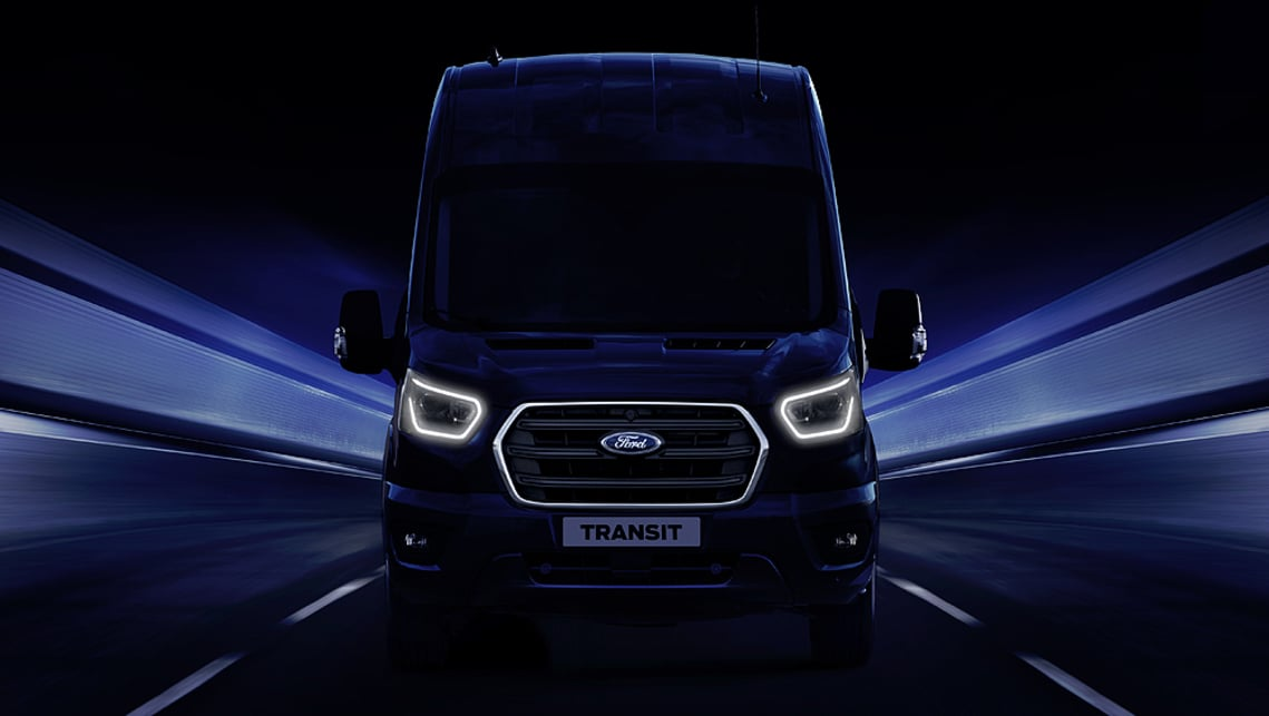 aa32df2ba584a5 Ford Transit 2019 hybrid teased. Commercial · Ford Commercial Range ...