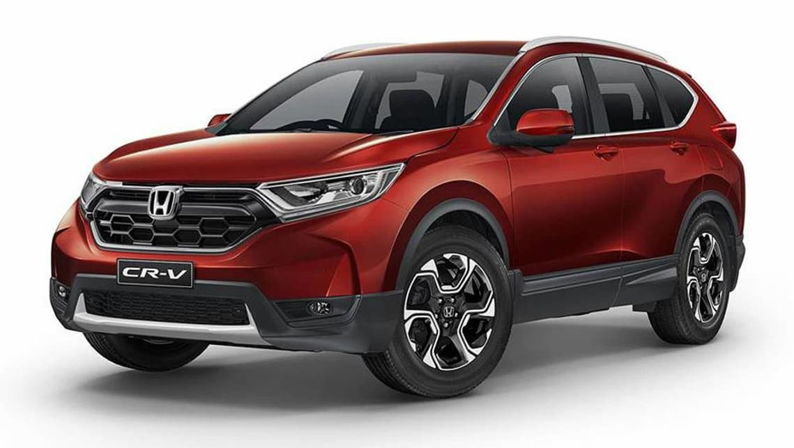 Honda's new CR-V +Sport variant adds $4100 of value for a $1900 price hike.