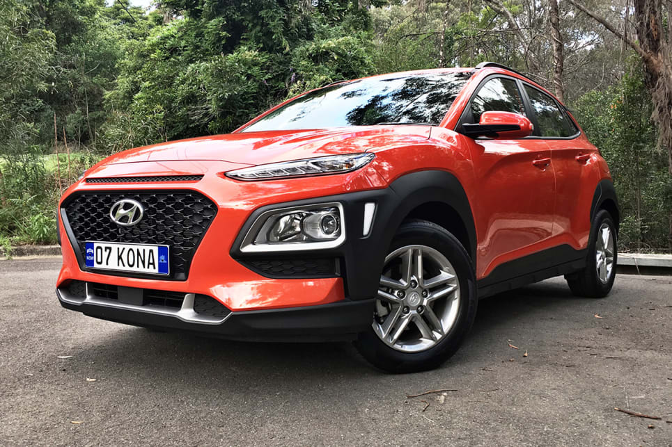 Hyundai Kona Active 2wd 2018 Review Carsguide