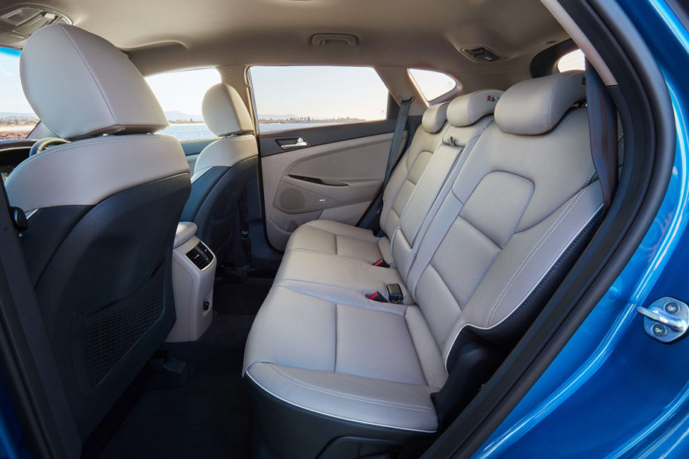 Hyundai Tucson 2019 Review Carsguide