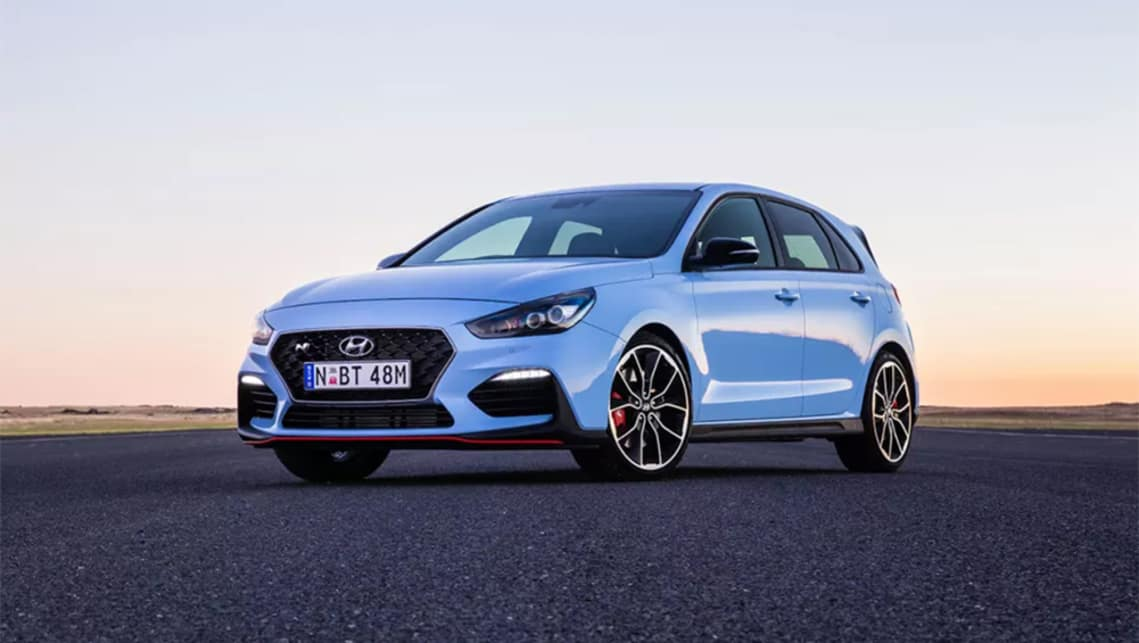 hyundai i30 n performance 2018 review snapshot carsguide. Black Bedroom Furniture Sets. Home Design Ideas