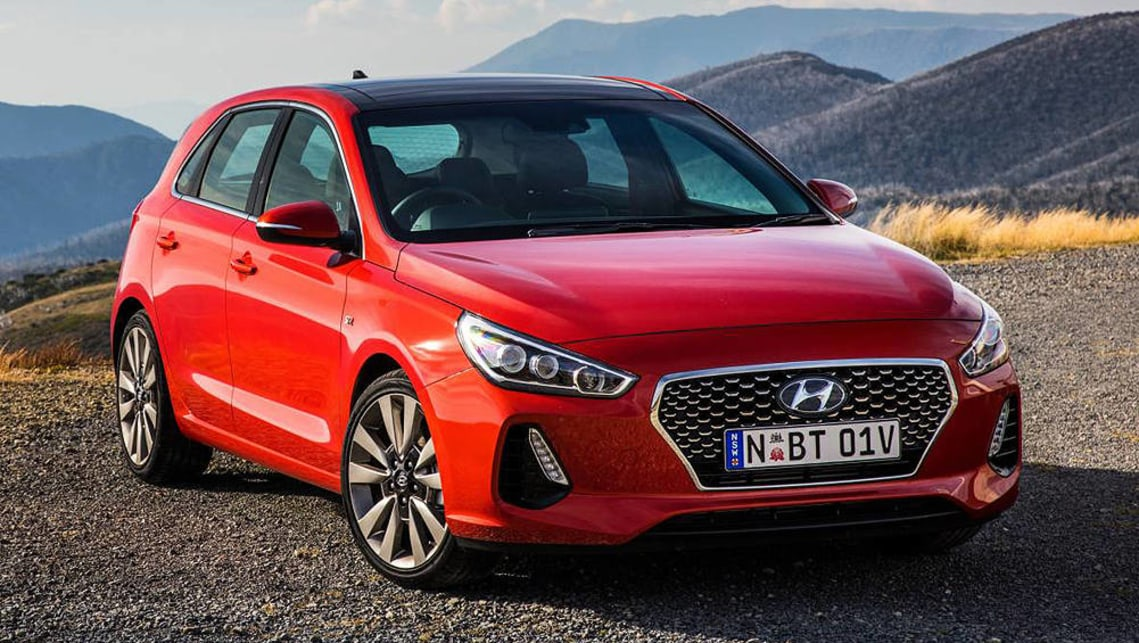 Hyundai I30 2018 Pricing And Spec Confirmed Car News