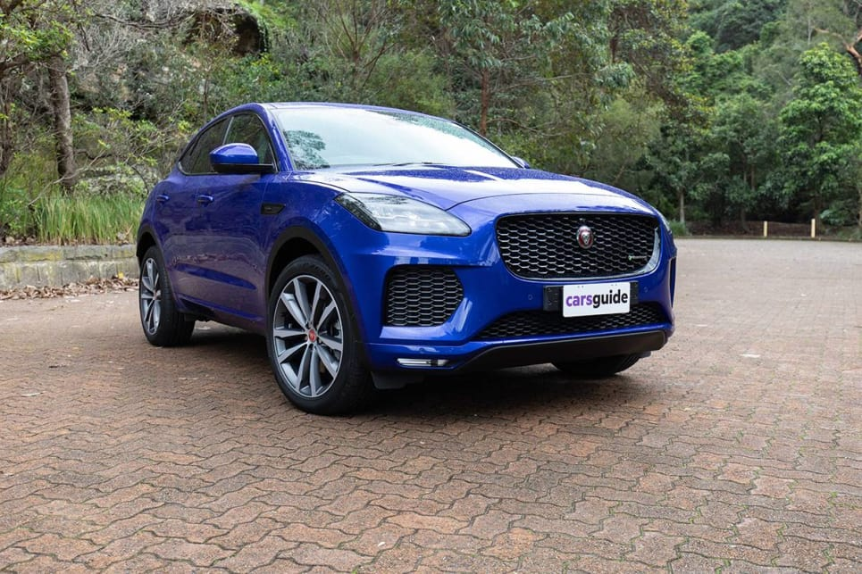 Price for the E-Pace P200 R-Dynamic HSE has rose to $79,781. (image credit: Dean McCartney)
