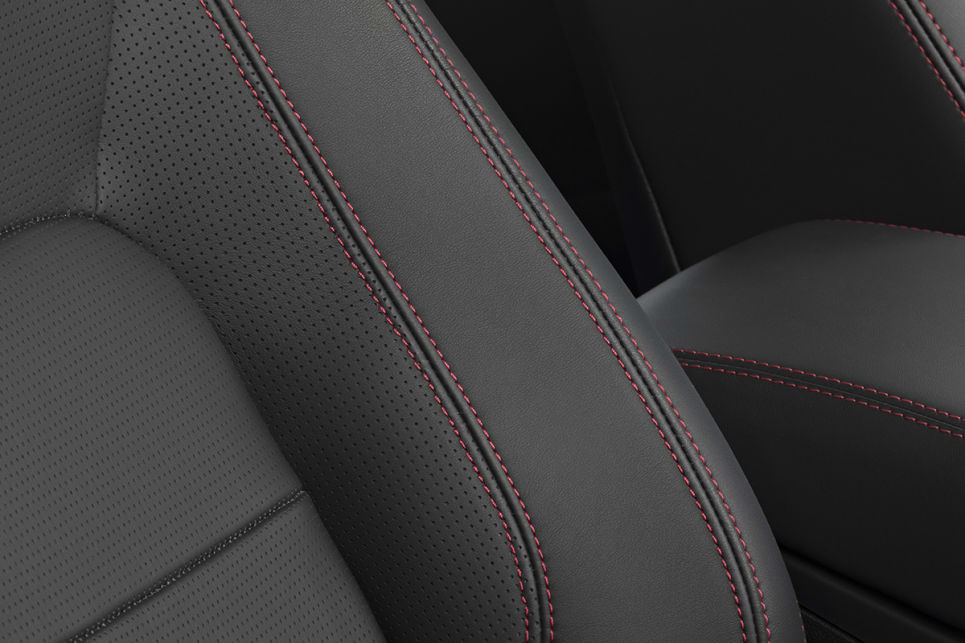 Heated and cooled seats can cost up to $1870, with leather packages going up to $8000.