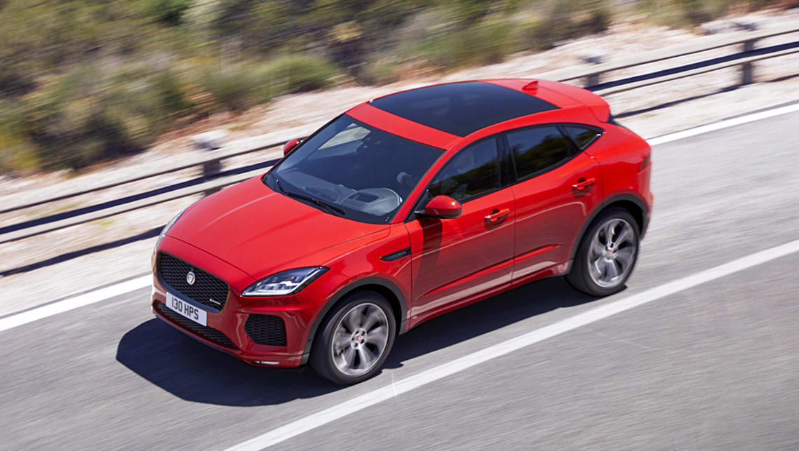 Jaguar E Pace 2018 Revealed Car News Carsguide