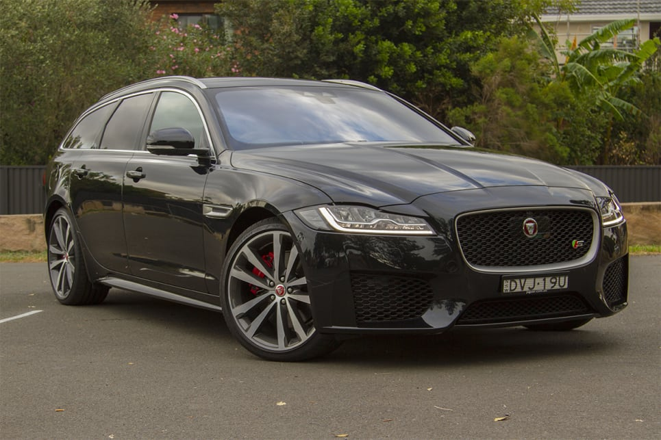 Great Jaguar XF 2018 Review: Sportbrake First Edition 30d