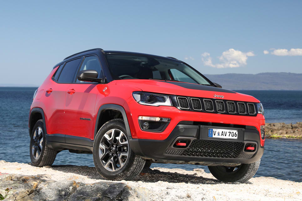 Jeep Compass 2018 Review Carsguide