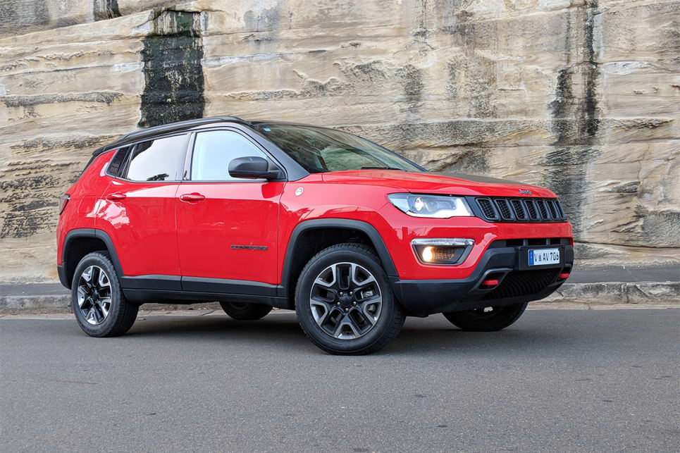 Jeep Compass Trailhawk 2018 review | CarsGuide