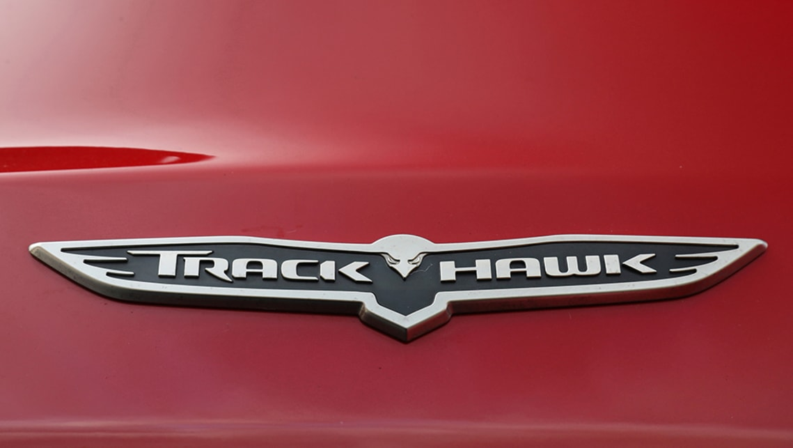 Rumours abound that a go-fast Cherokee will be the first of the new Trackhawks, but that the badge could soon expand to cover the entire range.