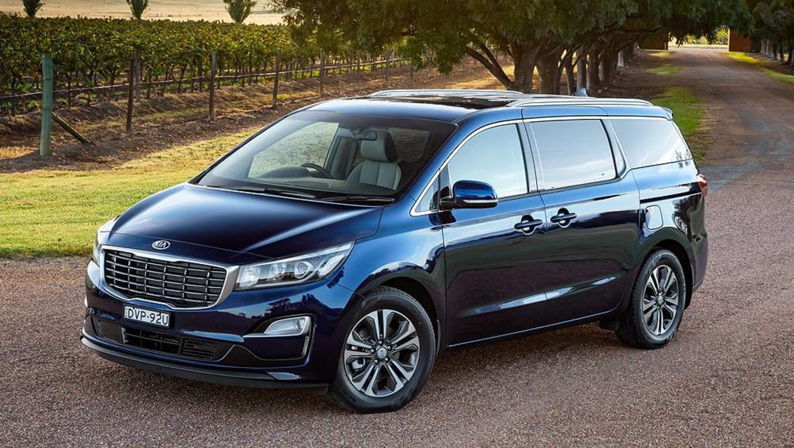 Kia Carnival 2018 Pricing And Spec Confirmed Car News Carsguide