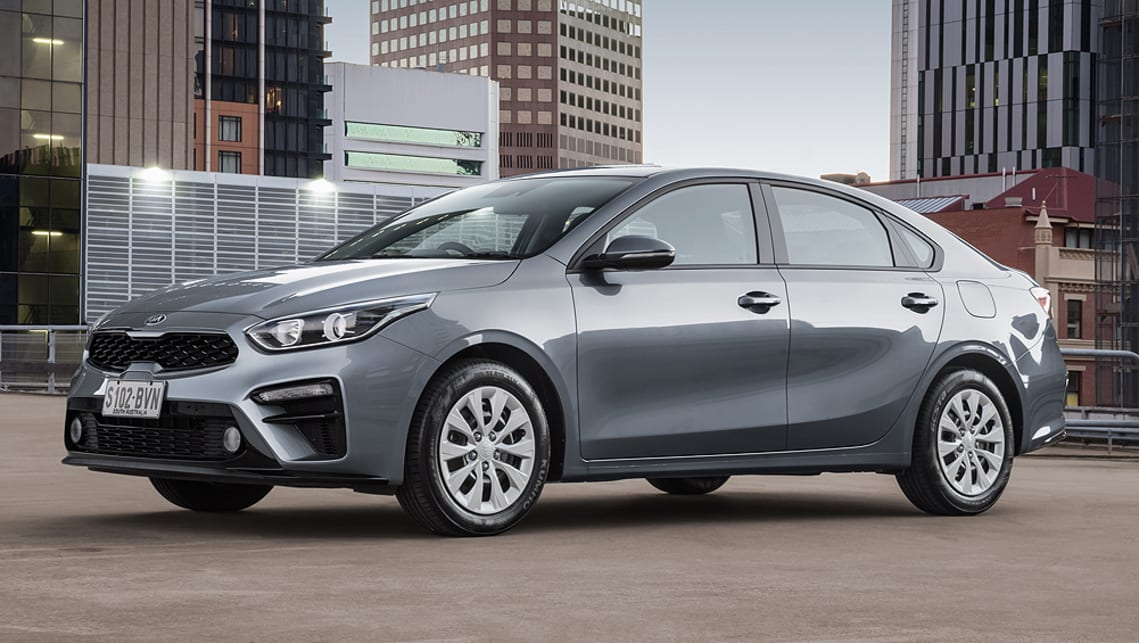 Kia Cerato sedan 2018 pricing and specs confirmed - Car News | CarsGuide