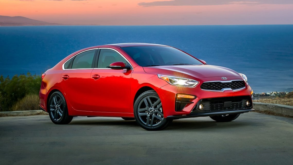 Kia Cerato 2018 revealed in Detroit - Car News | CarsGuide