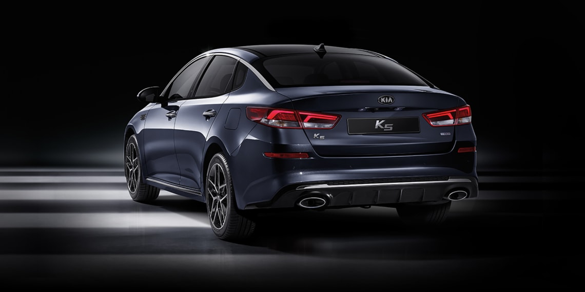 The Facelifted Kia Optima 2018 Model Will Go On In Second Quarter Of Year With A Focus Premium Motoring