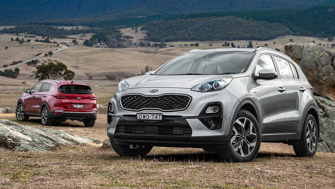 This is the first major update for the fourth-generation Sportage since it was launched in January of 2016.