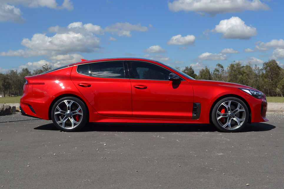 Kia Stinger Gt 2017 Review Carsguide