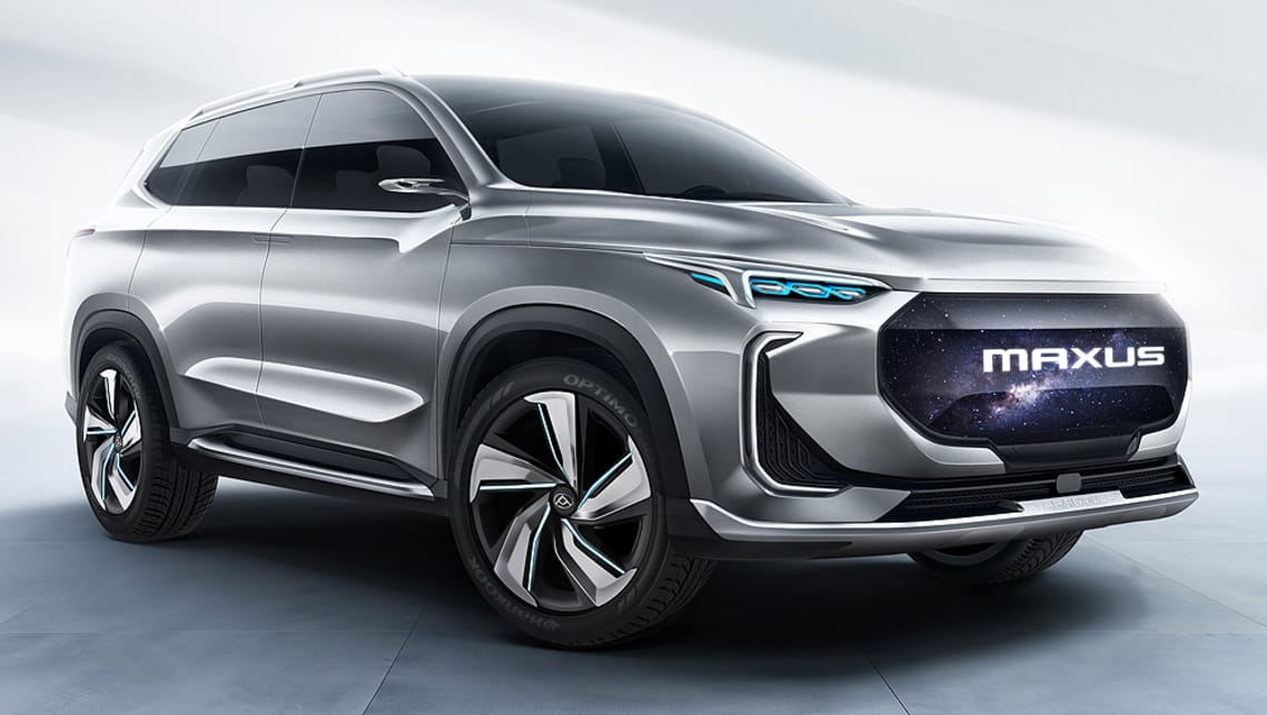 Subaru Santa Cruz >> LDV locks in mid-size SUV for 2019 production - Car News | CarsGuide