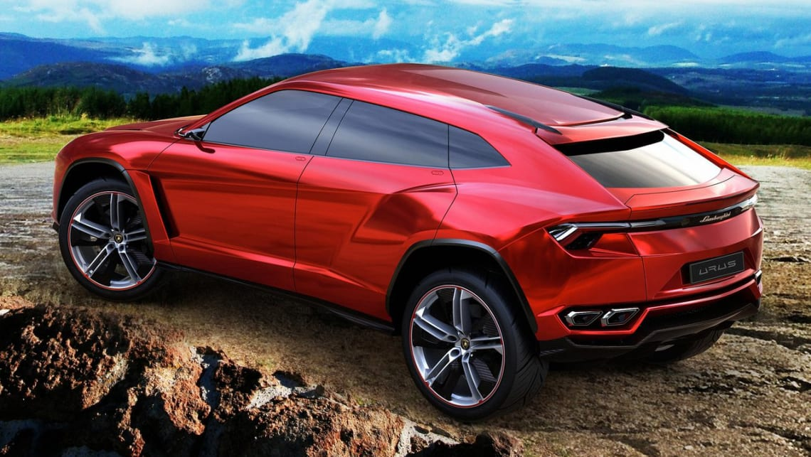 lamborghini new model 2018.  new 2018 lamborghini urus concept throughout lamborghini new model