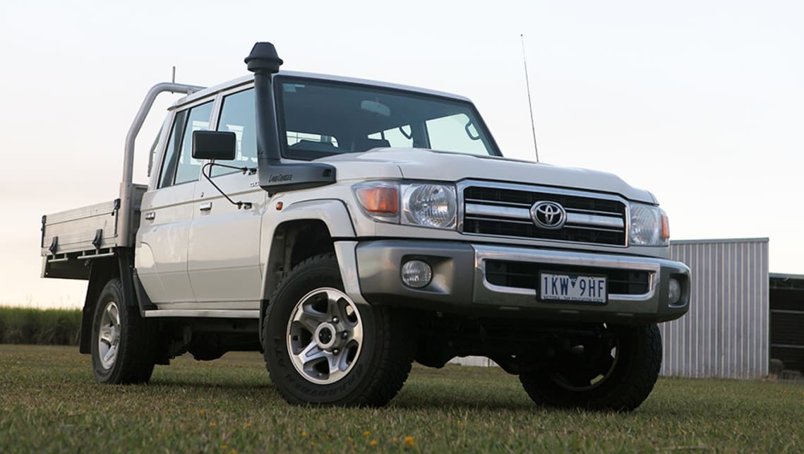 Image result for toyota land cruiser ute