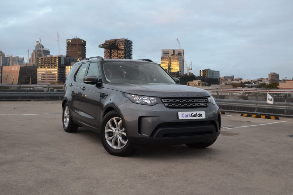 Land Rover Discovery 2018 Review S Carsguide