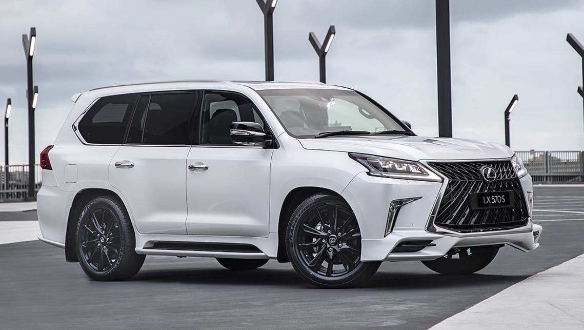Lexus LX570 S 2018 pricing and specs confirmed - Car News ...