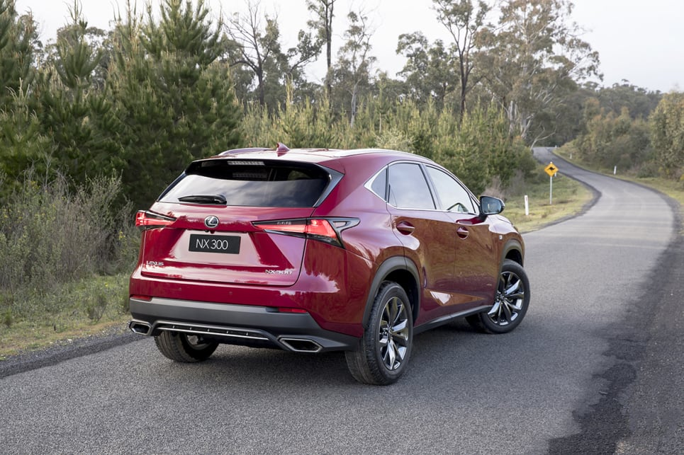 Lexus Nx 2018 Review Carsguide